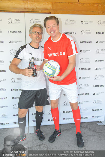 Samsung Charity Cup - Alpbach - Di 28.08.2018 - 76