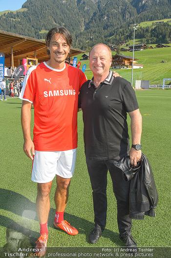 Samsung Charity Cup - Alpbach - Di 28.08.2018 - Ivica VASTIC, Harry PRÜNSTER106