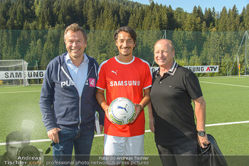 Samsung Charity Cup - Alpbach - Di 28.08.2018 - Ivica VASTIC, Harry PRÜNSTER, Markus BREITENECKER110