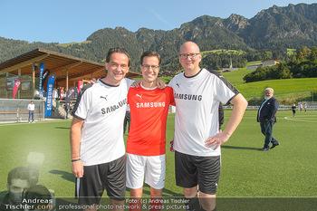 Samsung Charity Cup - Alpbach - Di 28.08.2018 - Julian JÄGER, Marvin PETERS, Kurt GOLLOWITZER113
