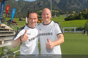 Samsung Charity Cup - Alpbach - Di 28.08.2018 - Julian JÄGER, Kurt GOLLOWITZER114