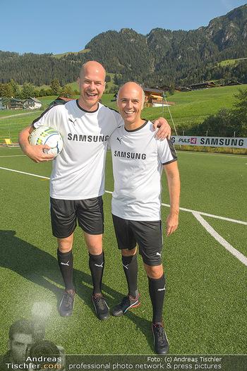 Samsung Charity Cup - Alpbach - Di 28.08.2018 - Julian JÄGER, Rudi KOBZA118