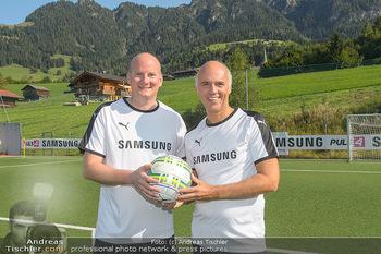Samsung Charity Cup - Alpbach - Di 28.08.2018 - Julian JÄGER, Rudi KOBZA119