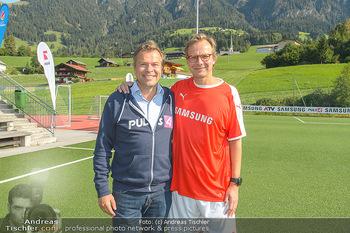 Samsung Charity Cup - Alpbach - Di 28.08.2018 - Markus BREITENECKER, Andreas BIERWIRTH131