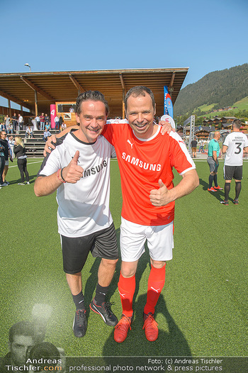 Samsung Charity Cup - Alpbach - Di 28.08.2018 - Kurt GOLLOWITZER, Philip BODZENTA148