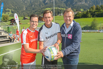 Samsung Charity Cup - Alpbach - Di 28.08.2018 - Marvin PETERS, Peter HANKE, Markus BREITENECKER151