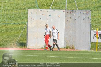 Samsung Charity Cup - Alpbach - Di 28.08.2018 - Julian JÄGER hat sich verletzt268