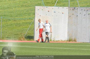 Samsung Charity Cup - Alpbach - Di 28.08.2018 - Julian JÄGER hat sich verletzt269