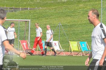 Samsung Charity Cup - Alpbach - Di 28.08.2018 - Julian JÄGER hat sich verletzt270