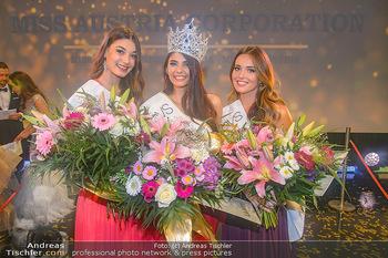 Miss Austria 2018 - Design Center Linz - Sa 01.09.2018 - Miss Austria 2018 Daniela ZIVKOV, Izabela ION (2.), Sarah POSCH 1