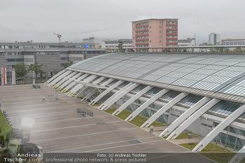 Miss Austria 2018 - Design Center Linz - Sa 01.09.2018 - Design Center Linz von oben2
