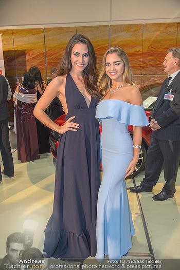 Miss Austria 2018 - Design Center Linz - Sa 01.09.2018 - Kimberly BUDINSKY, Bianca KRONSTEINER11