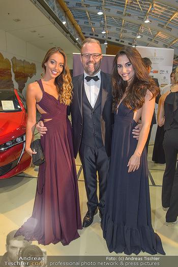 Miss Austria 2018 - Design Center Linz - Sa 01.09.2018 - Jörg RIGGER, Celine SCHRENK, Kimberly BUDINSKY18