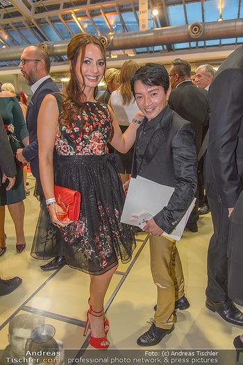 Miss Austria 2018 - Design Center Linz - Sa 01.09.2018 - Henrietta ZANONI, Nhut LA HONG30