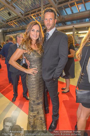 Miss Austria 2018 - Design Center Linz - Sa 01.09.2018 - Bettina ASSINGER mit Freund Marc KUTTING33