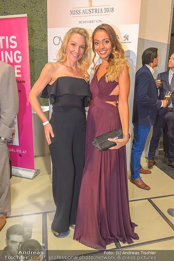 Miss Austria 2018 - Design Center Linz - Sa 01.09.2018 - Erika SUESS, Celine SCHRENK45