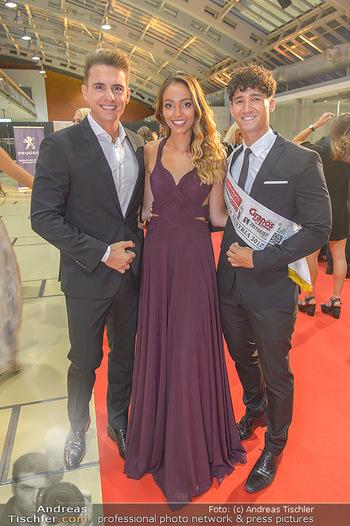 Miss Austria 2018 - Design Center Linz - Sa 01.09.2018 - Philipp KNEFZS, Celine SCHRENK, Alberto NODALE57