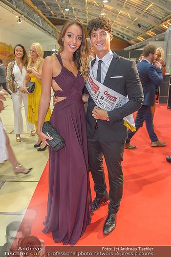 Miss Austria 2018 - Design Center Linz - Sa 01.09.2018 - Celine SCHRENK, Alberto NODALE58