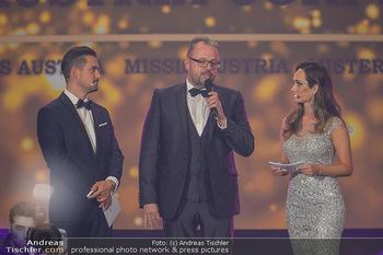 Miss Austria 2018 - Design Center Linz - Sa 01.09.2018 - Andy MORAVEC, Jörg RIGGER, Sasa SCHWARZJIRG73