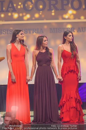 Miss Austria 2018 - Design Center Linz - Sa 01.09.2018 - Die letzten 3: Izabela ION, Sarah POSCH, Daniela ZIVKOV168