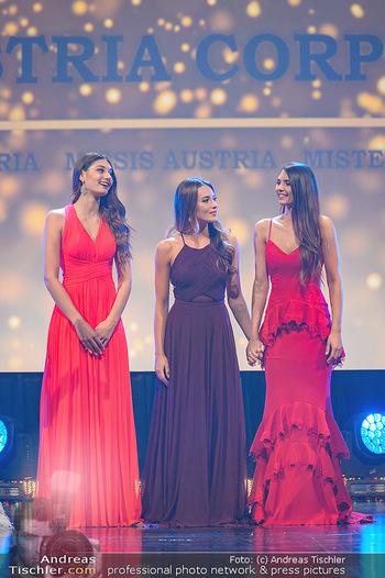 Miss Austria 2018 - Design Center Linz - Sa 01.09.2018 - Die letzten 3: Izabela ION, Sarah POSCH, Daniela ZIVKOV169