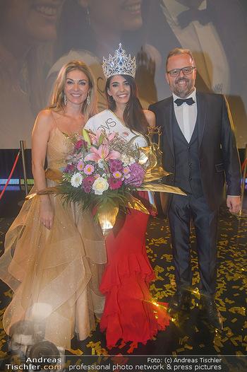 Miss Austria 2018 - Design Center Linz - Sa 01.09.2018 - Miss Austria 2018 Daniela ZIVKOV, Jörg und Kerstin RIGGER172