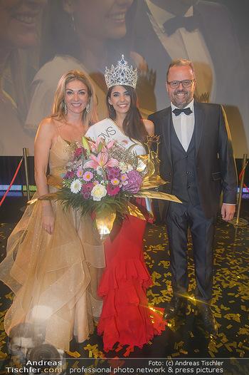 Miss Austria 2018 - Design Center Linz - Sa 01.09.2018 - Miss Austria 2018 Daniela ZIVKOV, Jörg und Kerstin RIGGER173