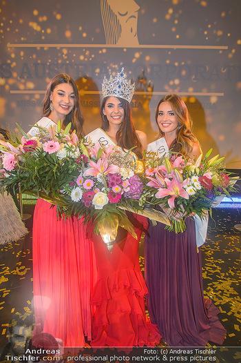Miss Austria 2018 - Design Center Linz - Sa 01.09.2018 - Miss Austria 2018 Daniela ZIVKOV, Izabela ION (2.), Sarah POSCH 181