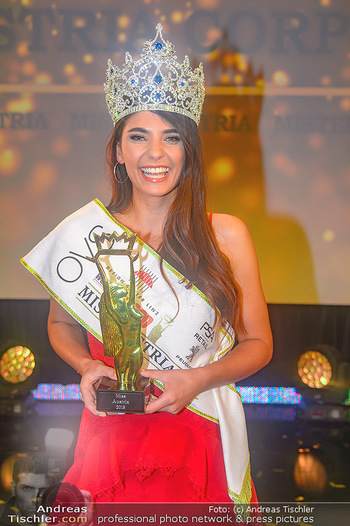 Miss Austria 2018 - Design Center Linz - Sa 01.09.2018 - Miss Austria 2018 Daniela ZIVKOV (Portrait)185