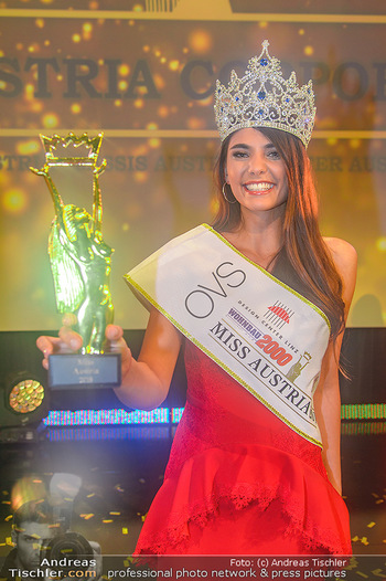 Miss Austria 2018 - Design Center Linz - Sa 01.09.2018 - Miss Austria 2018 Daniela ZIVKOV (Portrait)190