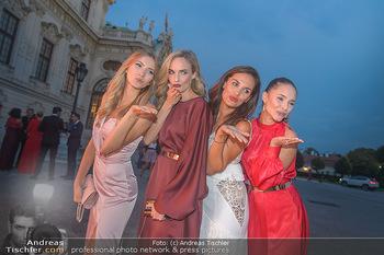 Leading Ladies Awards 2018 - Schloss Belvedere - Di 04.09.2018 - Dragana STANKOVIC, Patricia KAISER, Tanja DUHOVICH, Julia FURDEA1