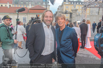 Leading Ladies Awards 2018 - Schloss Belvedere - Di 04.09.2018 - Dominic HEINZL, Rene WASTLER23