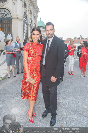 Leading Ladies Awards 2018 - Schloss Belvedere - Di 04.09.2018 - Kerstin LECHNER, Karl OCHSNER25