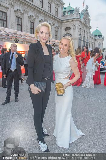 Leading Ladies Awards 2018 - Schloss Belvedere - Di 04.09.2018 - Kathrin GLOCK, Jenny MAGIN (Fellner)28