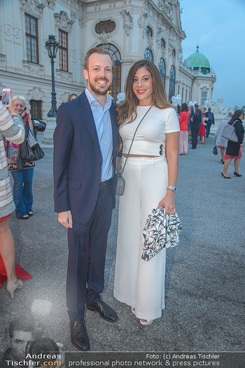 Leading Ladies Awards 2018 - Schloss Belvedere - Di 04.09.2018 - Niki FELLNER mit Valeria53