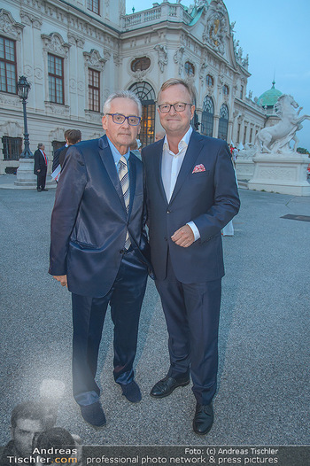 Leading Ladies Awards 2018 - Schloss Belvedere - Di 04.09.2018 - Christian MUCHA, Oliver VOIGT55