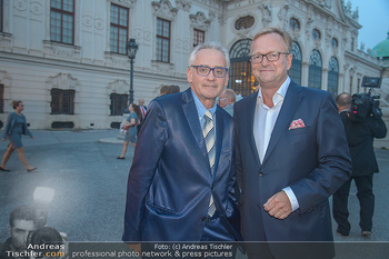 Leading Ladies Awards 2018 - Schloss Belvedere - Di 04.09.2018 - Christian MUCHA, Oliver VOIGT56