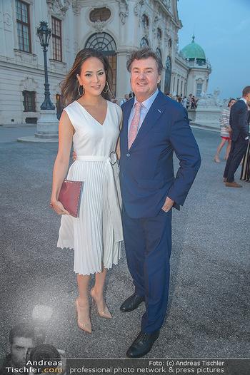 Leading Ladies Awards 2018 - Schloss Belvedere - Di 04.09.2018 - Katia WAGNER, Andreas SALCHER57