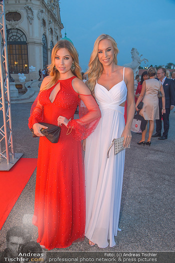 Leading Ladies Awards 2018 - Schloss Belvedere - Di 04.09.2018 - Bianca SPECK, Nadine FRIEDRICH60