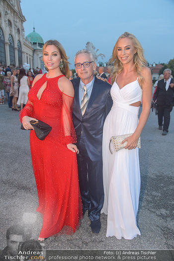 Leading Ladies Awards 2018 - Schloss Belvedere - Di 04.09.2018 - Bianca SPECK, Christian MUCHA, Nadine FRIEDRICH61