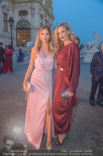 Leading Ladies Awards 2018 - Schloss Belvedere - Di 04.09.2018 - Dragana STANKOVIC, Patricia KAISER70