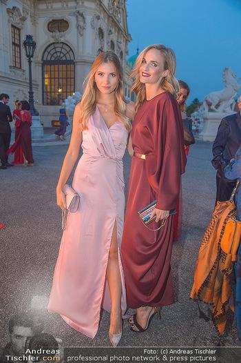 Leading Ladies Awards 2018 - Schloss Belvedere - Di 04.09.2018 - Dragana STANKOVIC, Patricia KAISER71