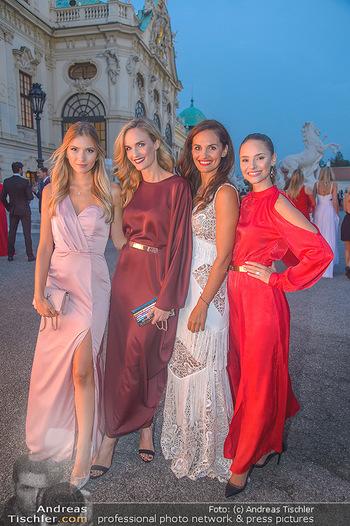 Leading Ladies Awards 2018 - Schloss Belvedere - Di 04.09.2018 - Dragana STANKOVIC, Patricia KAISER, Tanja DUHOVICH, Julia FURDEA72