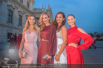 Leading Ladies Awards 2018 - Schloss Belvedere - Di 04.09.2018 - Dragana STANKOVIC, Patricia KAISER, Tanja DUHOVICH, Julia FURDEA73