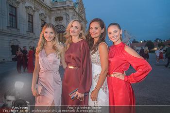 Leading Ladies Awards 2018 - Schloss Belvedere - Di 04.09.2018 - Dragana STANKOVIC, Patricia KAISER, Tanja DUHOVICH, Julia FURDEA74