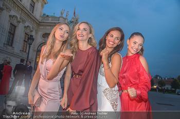Leading Ladies Awards 2018 - Schloss Belvedere - Di 04.09.2018 - Dragana STANKOVIC, Patricia KAISER, Tanja DUHOVICH, Julia FURDEA75