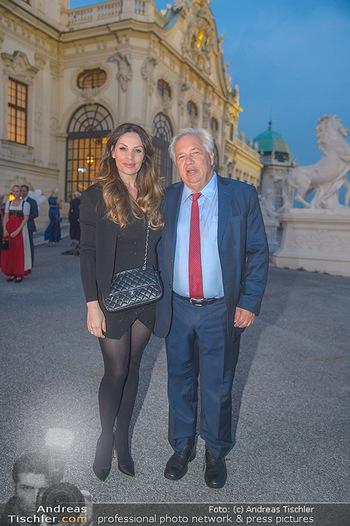 Leading Ladies Awards 2018 - Schloss Belvedere - Di 04.09.2018 - Wolfgang FELLNER, Katrin LAMPE80