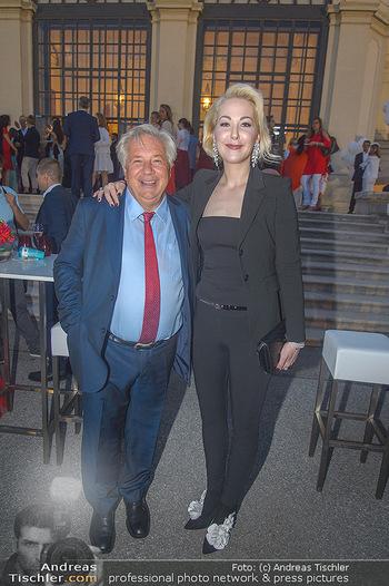 Leading Ladies Awards 2018 - Schloss Belvedere - Di 04.09.2018 - Wolfgang FELLNER, Kathrin GLOCK81