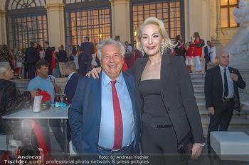Leading Ladies Awards 2018 - Schloss Belvedere - Di 04.09.2018 - Wolfgang FELLNER, Kathrin GLOCK82
