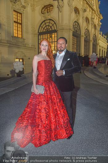 Leading Ladies Awards 2018 - Schloss Belvedere - Di 04.09.2018 - Barbara MEIER, Clemens HALLMANN86